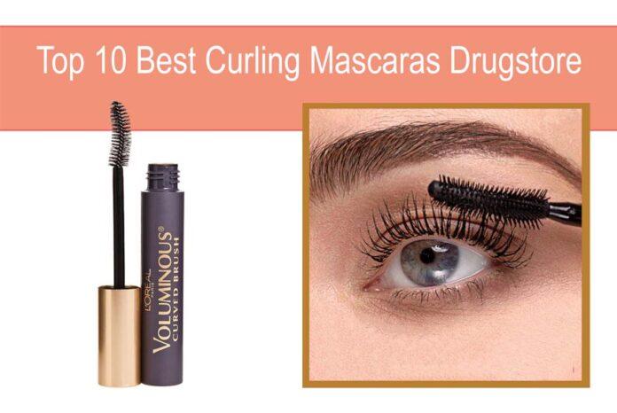 top 10 best curling mascara drugstore